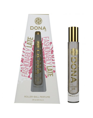 DONA - PERFUME ROLL-ON FASHIONFULLY LATE BODY 10 ML