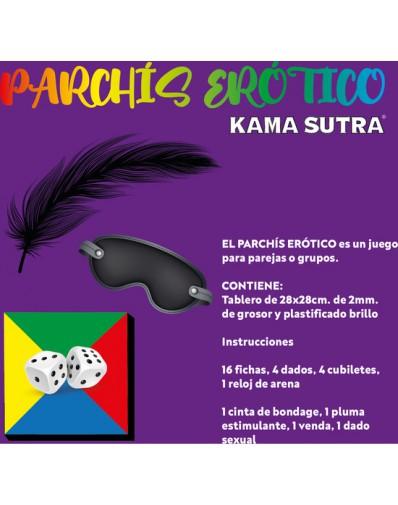 PARCHIS ERÓTICO