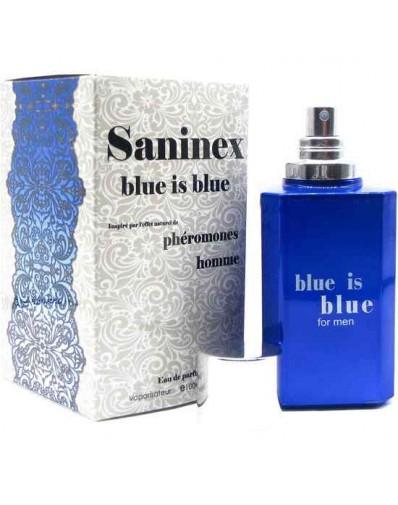 SANINEX PERFUME PHÉROMONES BLUE IS BLUE MEN
