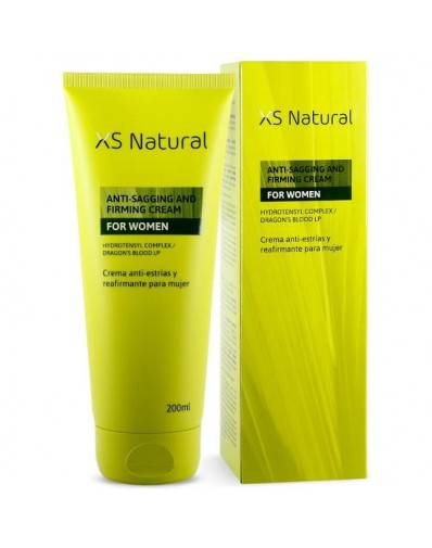 XS NATURAL FIRMING CREAM WOMAN - CREMA ANTI-ESTRÍAS REAFIRMANTE DONNA