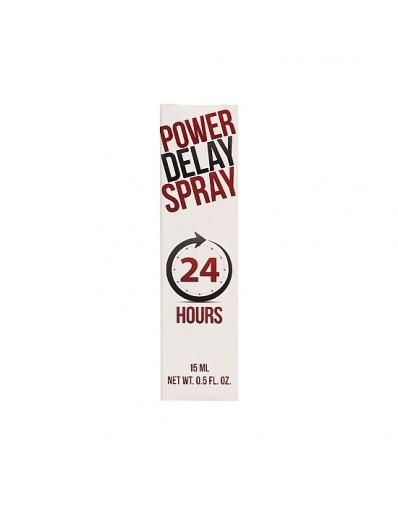 POWER DELAY SPRAY RETARDANTE - 24H - 15 ML