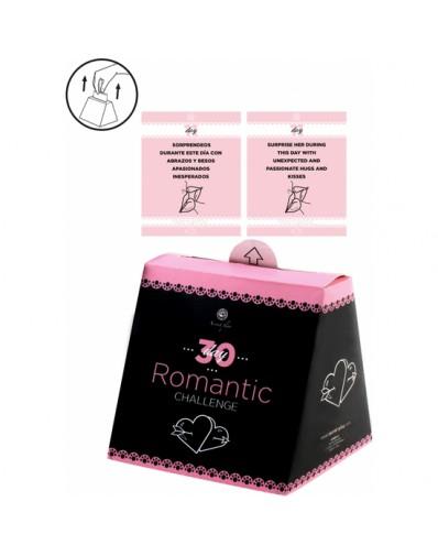 30 DAY ROMANTIC CHALLENGE (ES/EN)